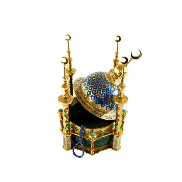 """Ларец для украшений """"Мечеть"""" в подарок женщине"""