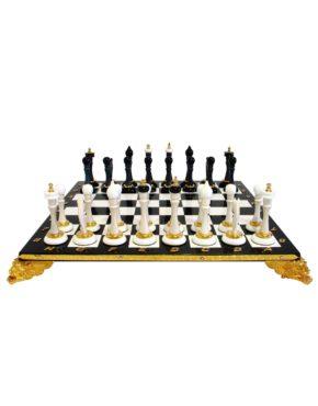 Шахматы классические из камня