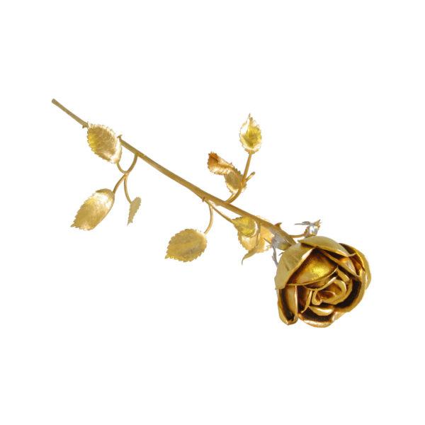Купить золотую розу в Москве