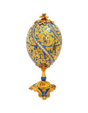 Яйцо пасхальное украшенное