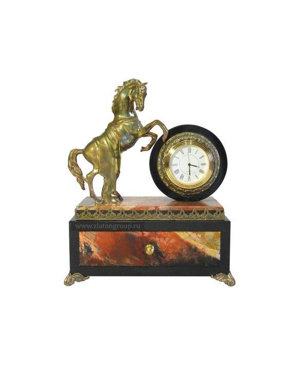 Купить часы из яшмы в Москве