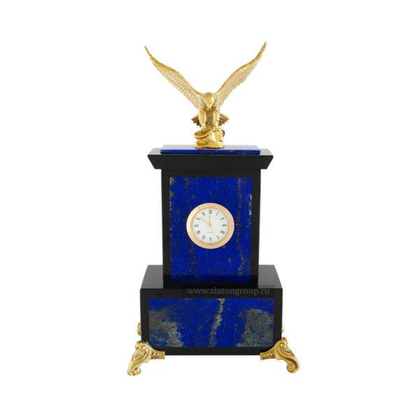 Купить часы из камня лазурита