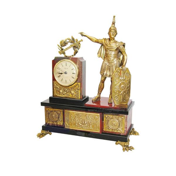 Настольные часы Римский воин