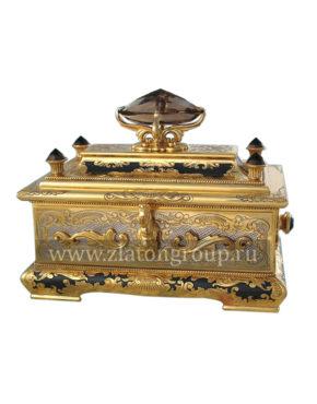 Купить ларец украшенный в Москве