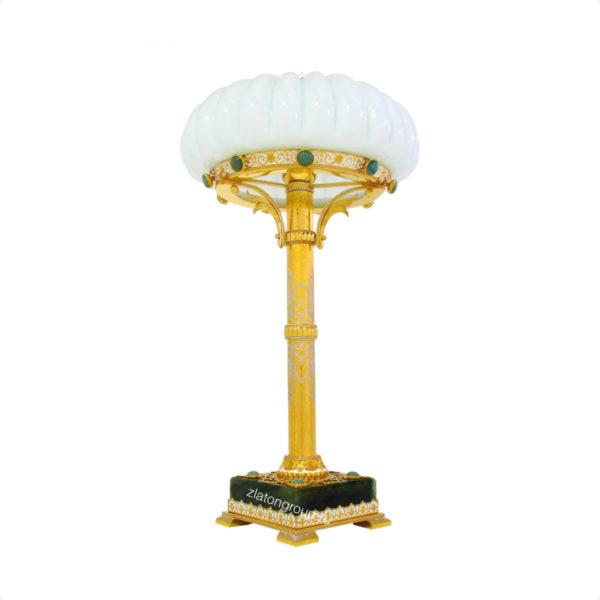 Нефритовая лампа в Москве